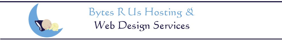 Bytes R Us – Hosting and Web Design Services